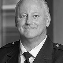 Carl Ritchie, Chief (SC)